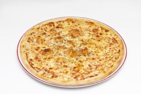 Pizza Margherita Tomatensauce, Mozzarella, Oregano